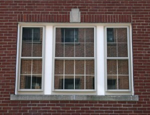 Window that cleans itself