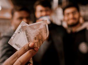 ₹1,550 crore black money racket found