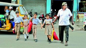 Laddu Bhai – The man who has been helping kids for 35 years