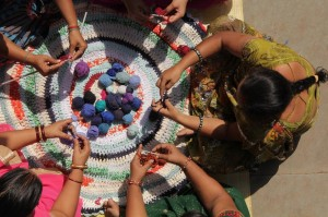 Chindi - Waste fabric for women empowerment