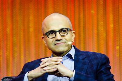 Satya Nadella announces plans for India