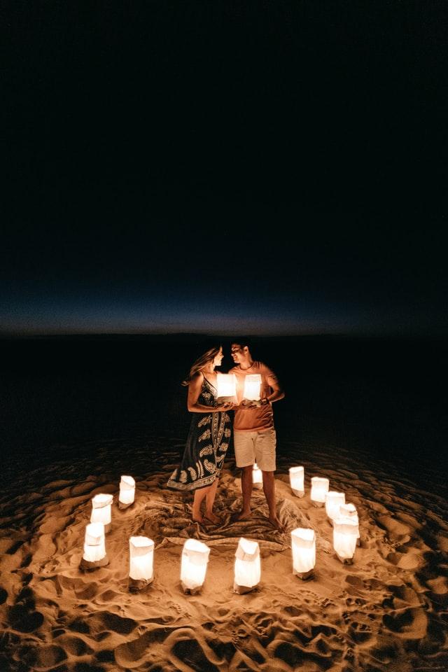 Unique Romantic Destinations for Valentine's Day