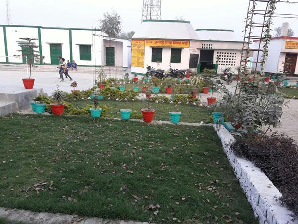 Students restore a village school