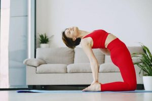 Yoga asanas to fight fatigue