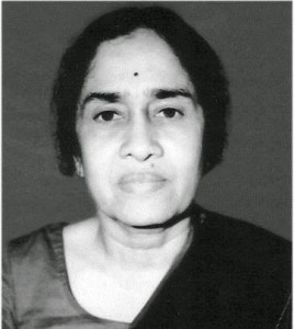 First Indian woman PhD in science
