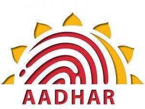 List of things you need Aadhaar card for