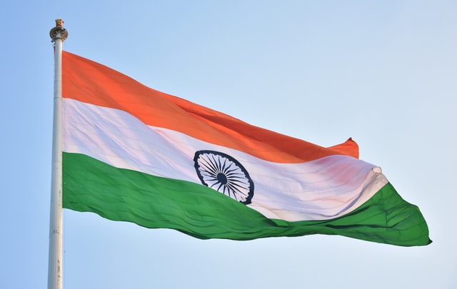 India's largest tricolor flag at Wagah