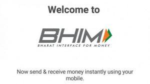 BHIM Aadhaar App - Thumbprint transactions