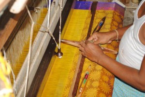 Ecofriendly banana fibre jeans developed by Chennai weavers