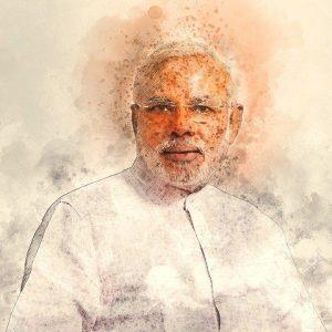 The man followed by Modi himself on Twitter
