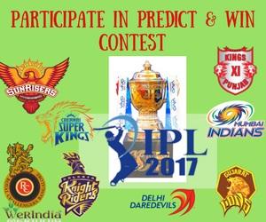 PredictNWin - IPL 2017 Contest WerIndia