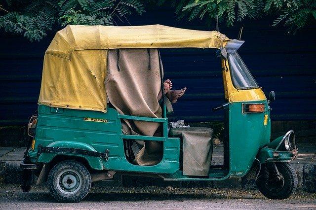 Mumbai's first women Auto drivers