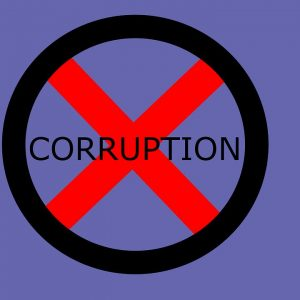 India 9th in business corruption