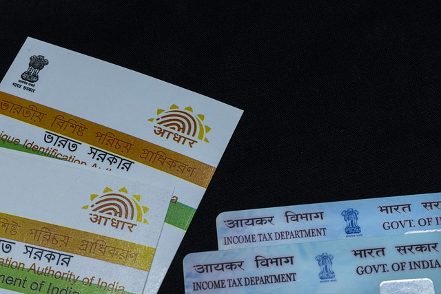 Link your Aadhar card with PAN