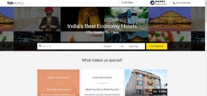 FabHotels – A budget hotel aggregator
