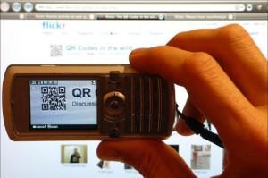 QR code revolution for vendors