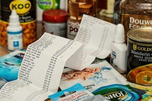Food prices drag inflation to record low