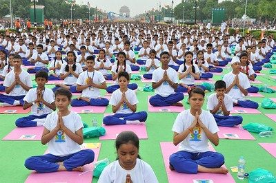 PM recommends 10 Asanas on International Yoga Day