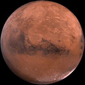 Hawking: Humans soon to colonize mars?