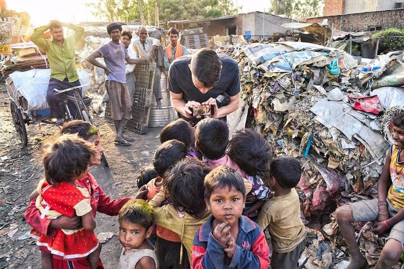 Half of Indian children living under poverty