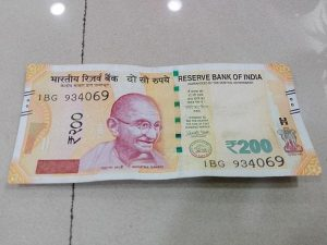 ₹200 notes are coming soon