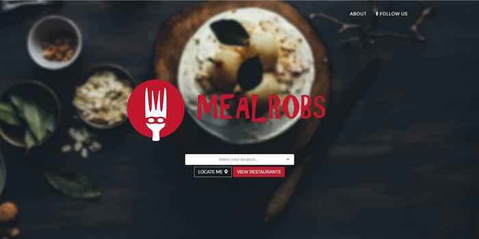 MealRobs – new startup for food delivery