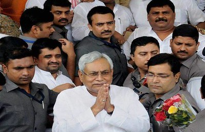 Bihar CM Nitish Kumar sets record