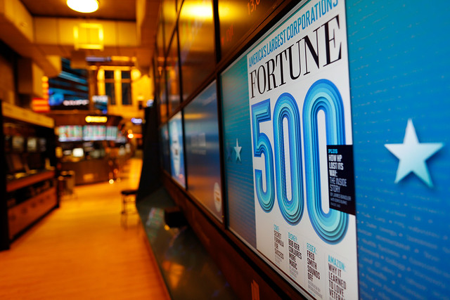 Indian companies that entered Fortune 500