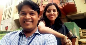 The couple who help girls in rural areas
