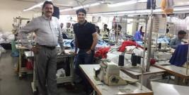 SagarFab: T-shirt startup by T-shirt man