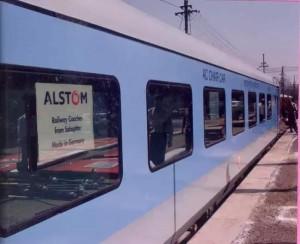 New economy AC coaches by Railways