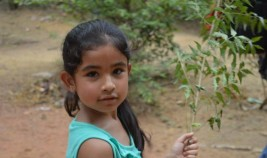 Isha Blokhra: The 7 year old environmentalist