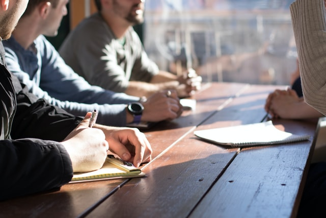 Things you should never do at a group interview