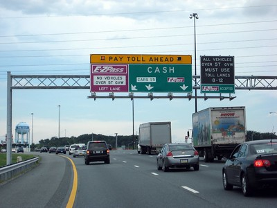 E-toll lanes at all NH plazas from the Sep 1