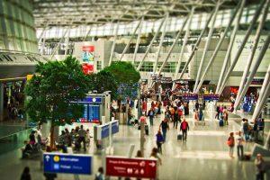 Express security checks at airports