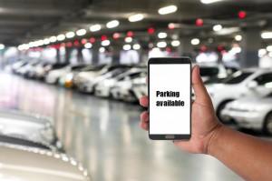 Bengaluru's smart car parking app