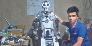 Iron man like robots to guard our border