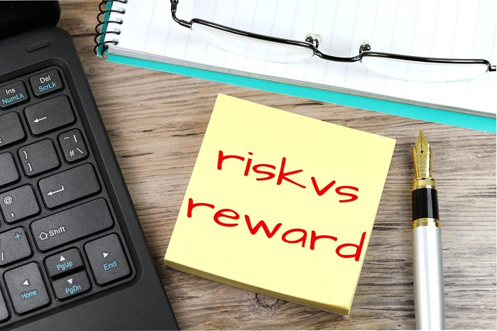 High risk high reward stocks