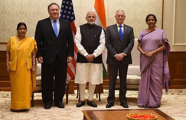 Sushma Swaraj jabs at Pakistan, NK