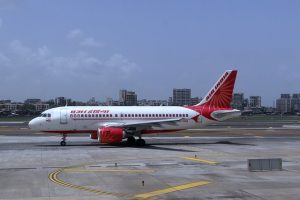 Air India crew members avoid breath analyzer test