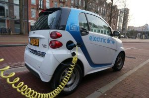 Government plans 100% e-vehicles by 2030