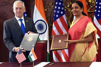 India-US defense alliance