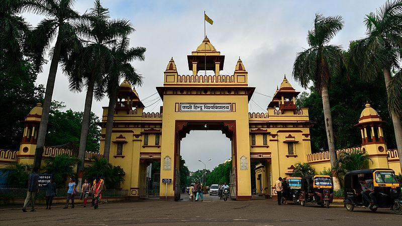 BHU's proctor fights female dress restrictions