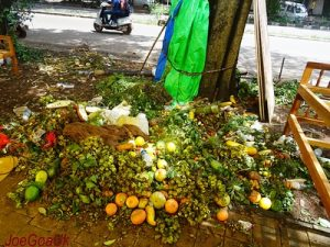 Half of India's food goes to waste
