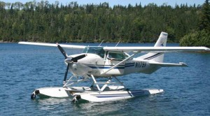 Father son duo who build seaplanes