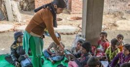 Bihar girl uplifts her community