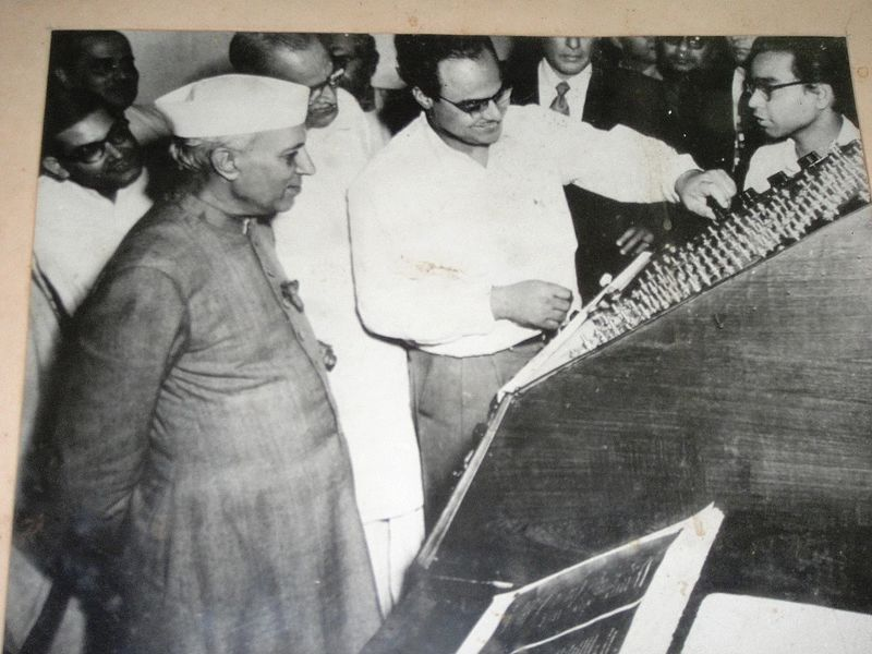 Story of India's first computers