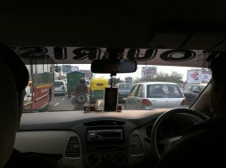 Delhi: QR codes in cabs for safety
