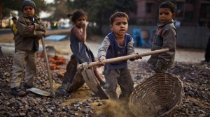 Former child laborer now fights child labor