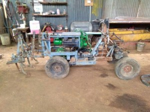 School dropout's invention for farmers